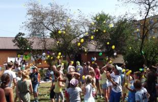 Nabór dzieci na półkolonie letnie